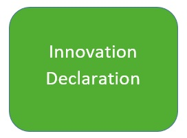 Innovation Declaration Button