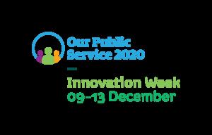 Innovation Week Logo Colour
