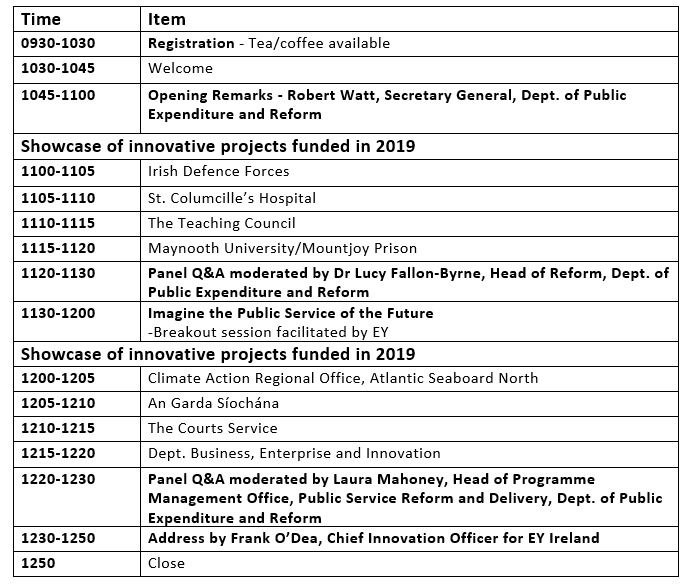 Agenda 4 Feb 2020 updated