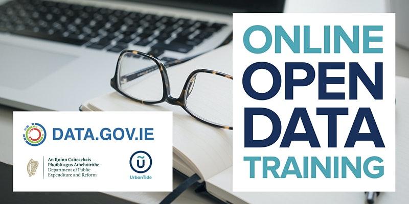 Open Data Online Training Flyer