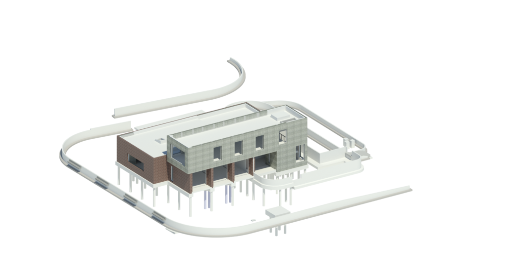 BIM 3D Model Image