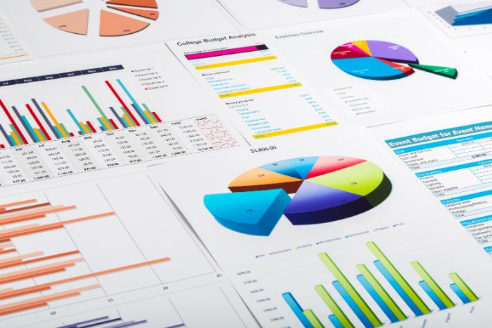 Graphs and charts image
