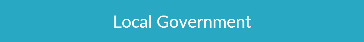 Local Government Banner