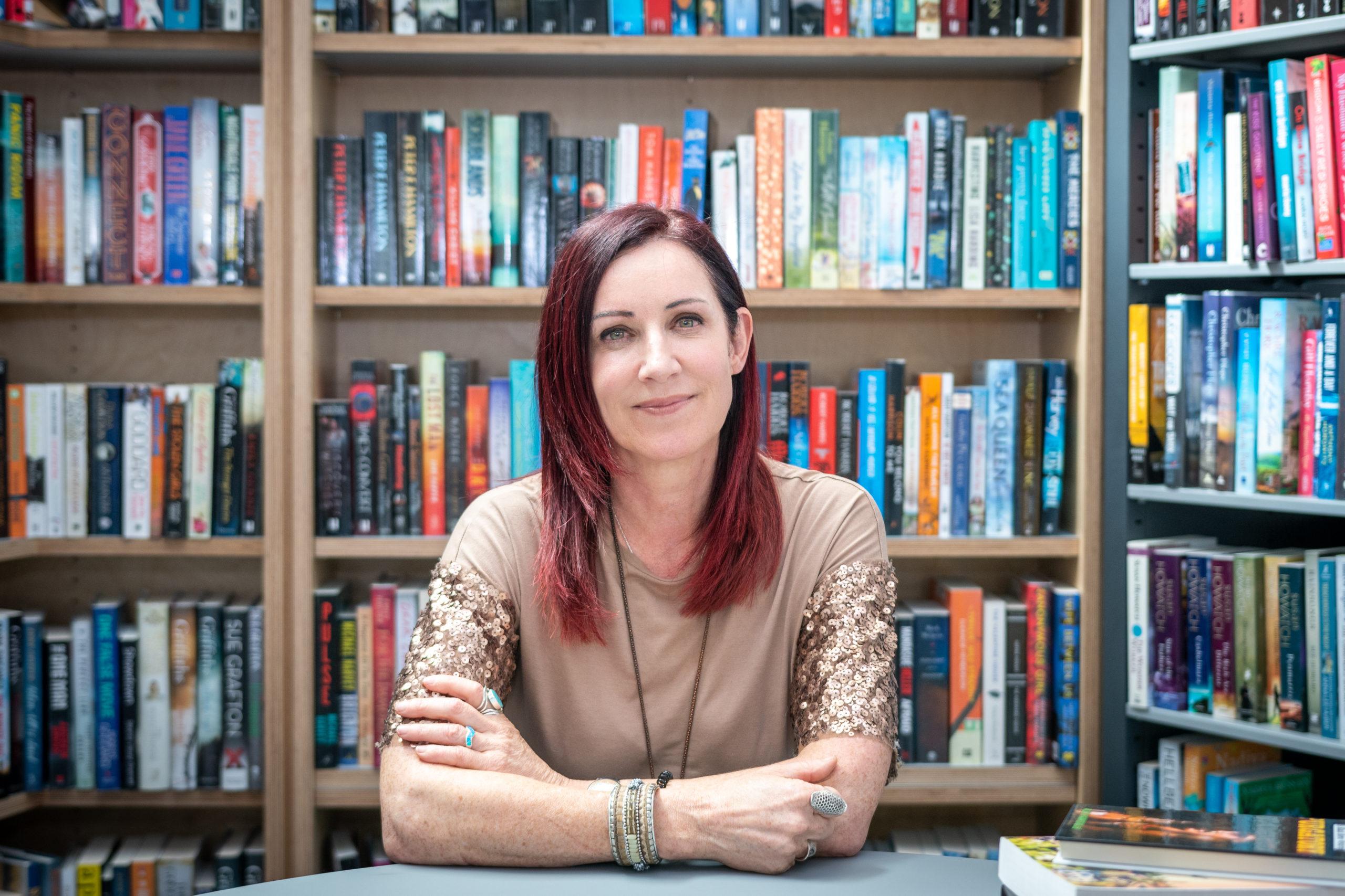 Rosena Hand, Senior Executive Librarian